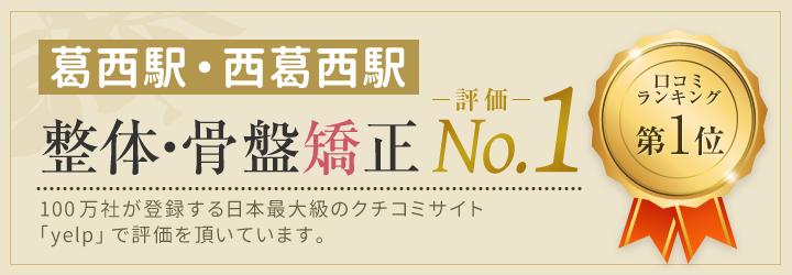 骨盤矯正No.1